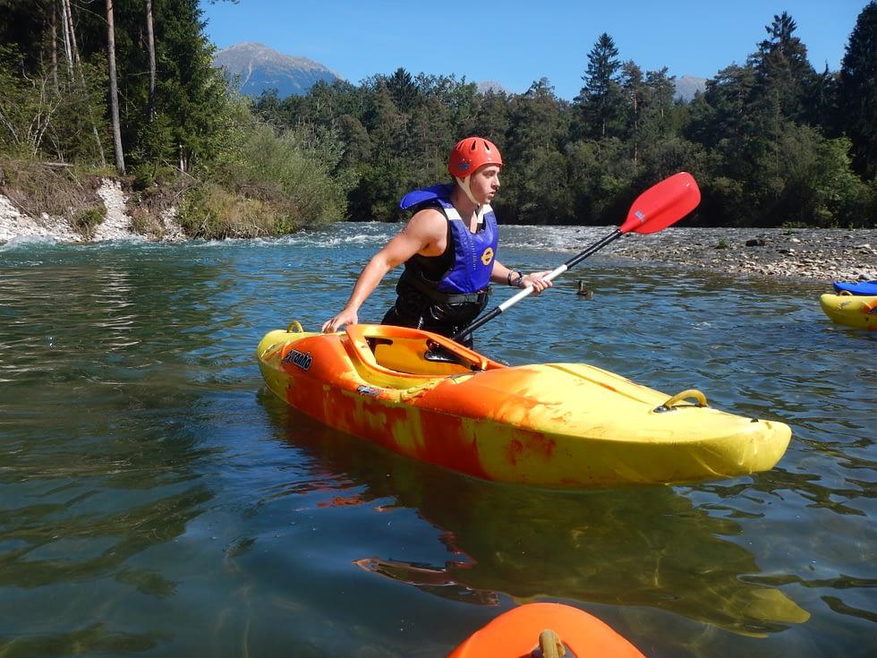 Bled Lake Activities Kayaking