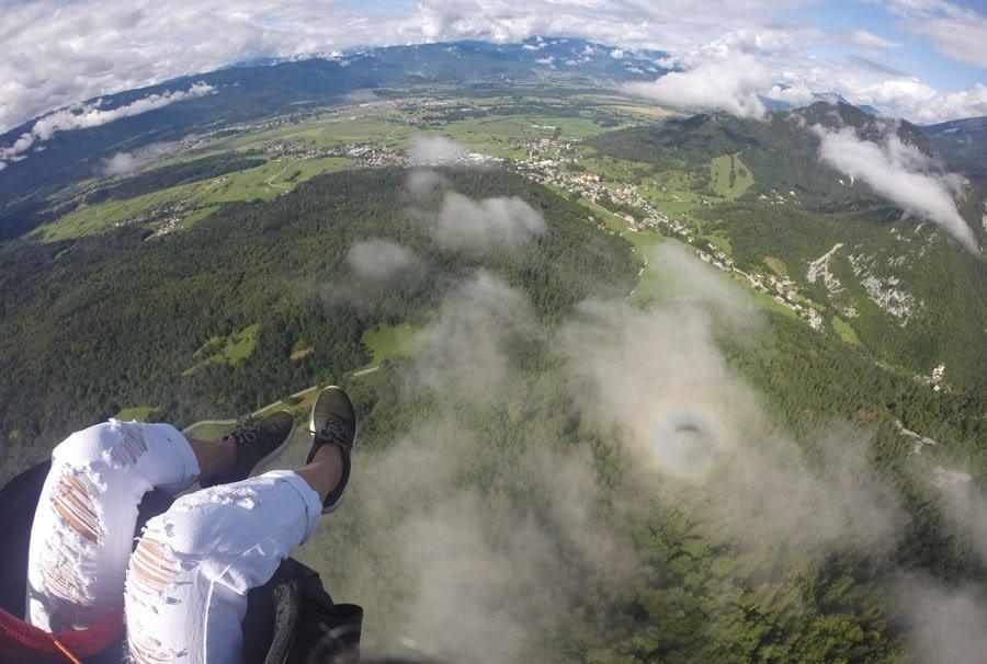 Tandem Paragliding Lake Bled Activities